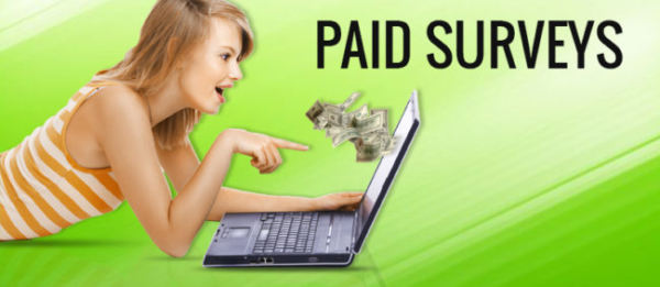 Make Money with Paid Surveys